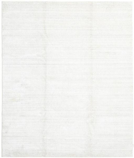 Bamboo シルク ルーム - 二級品 絨毯 250X300 モダン ホワイト/クリーム色/ベージュ 大きな ( インド)