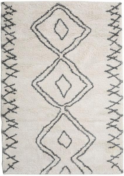 Berber Shaggy Massin - Másodlagos Szőnyeg 160X230 Modern Világosszürke ( Törökország)