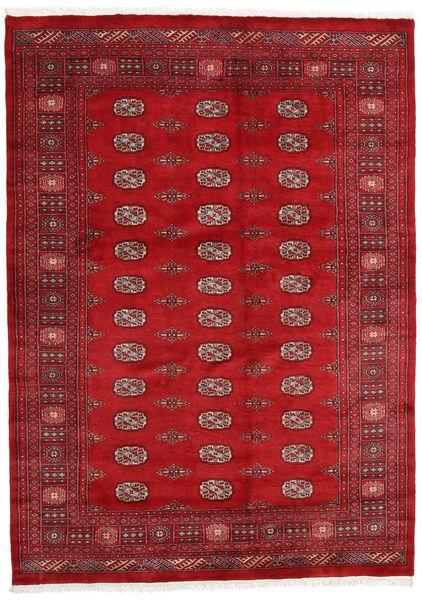 Pakistan Bokhara 3Ply Matto 170X237 Itämainen Käsinsolmittu Punainen/Tummanpunainen (Villa, Pakistan)