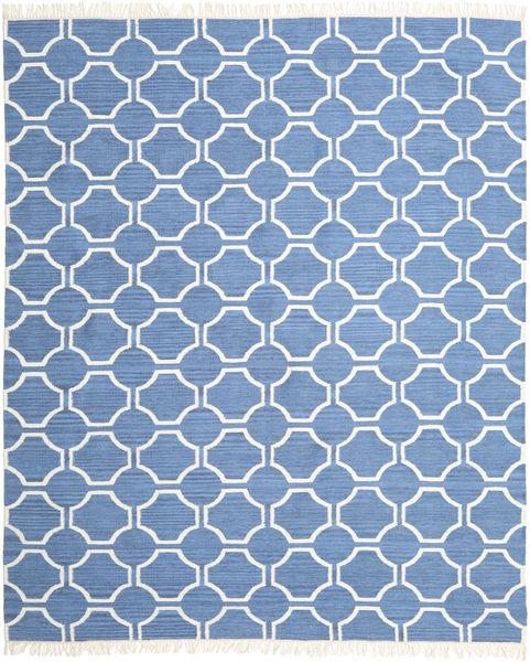 London - Niebieski/Kość Słoniowa Dywan 250X300 Nowoczesny Tkany Ręcznie Niebieski/Jasnoniebieski Duży (Wełna, Indie)