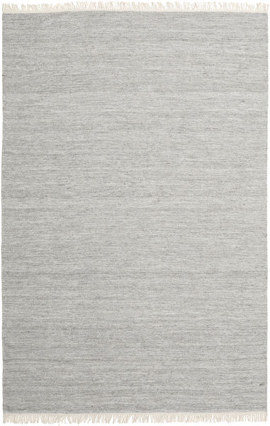 Melange - Grey Rug 200X300 Authentic  Modern Handwoven Light Grey (Wool, India)
