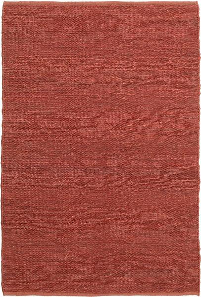 Soxbo - Ruoste Matto 170X240 Moderni Käsinkudottu Tummanpunainen/Ruoste ( Intia)