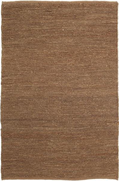 Soxbo - Ruskea Matto 120X180 Moderni Käsinkudottu Ruskea/Vaaleanruskea ( Intia)