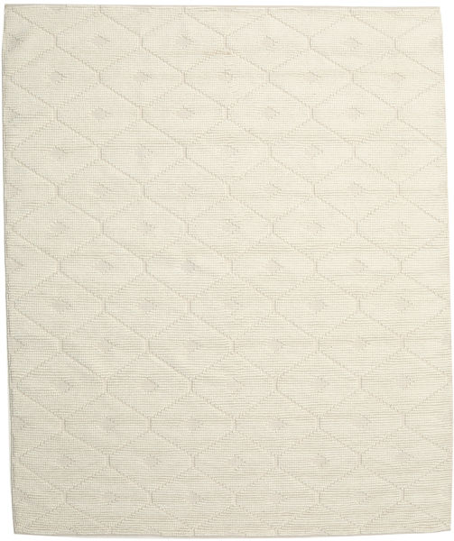 Romby - Off-White Rug 250X300 Authentic  Modern Handwoven Beige/Dark Beige Large (Wool, India)