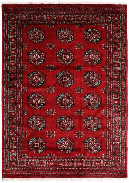 Pakistan Bokhara 3Ply Matto 175X243 Itämainen Käsinsolmittu Tummanpunainen/Punainen (Villa, Pakistan)