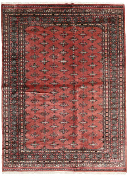 Pakistan Bokhara 2Ply Rug 168X228 Authentic  Oriental Handknotted Dark Red/Brown (Wool, Pakistan)