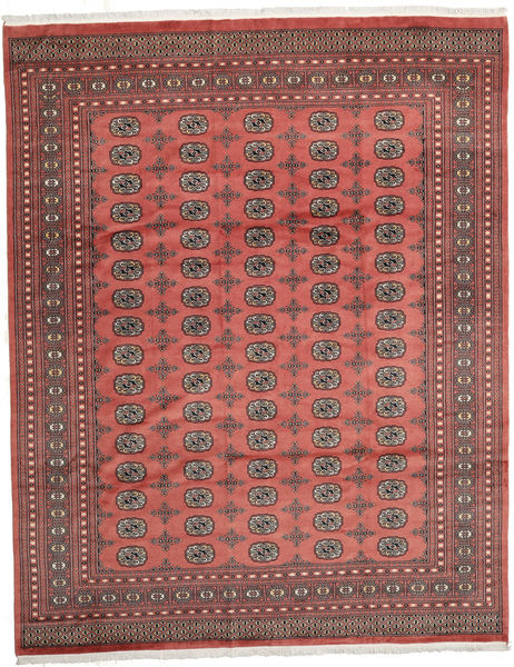Pakistan Bokhara 2Ply Rug 247X312 Authentic  Oriental Handknotted Dark Red/Rust Red (Wool, Pakistan)