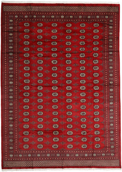 Pakistan Bokhara 2Ply Rug 310X425 Authentic  Oriental Handknotted Crimson Red/Dark Red Large (Wool, Pakistan)