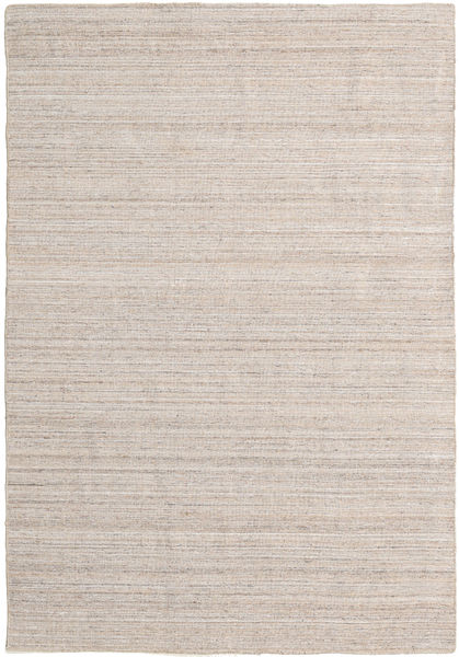 Petra - Beige_Mix Teppe 160X230 Ekte Moderne Håndvevd Lys Grå/Hvit/Creme ( India)