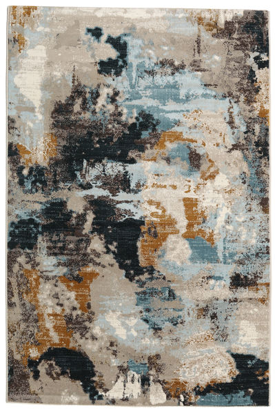 Arty Mind Rug 120X180 Modern Light Grey/Dark Grey ( Turkey)