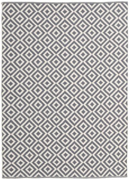 Torun - Gri/Neutral Covor 170X240 Modern Lucrate De Mână Roşu Închis/Gri Deschis (Bumbac, India)