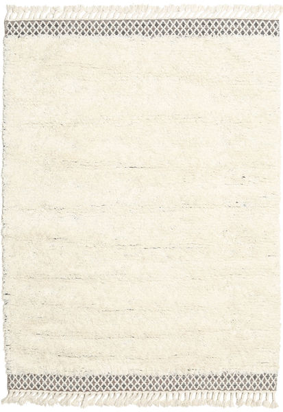 Dixon Dywan 170X240 Nowoczesny Tkany Ręcznie Beżowy/Biały/Creme (Wełna, Indie)