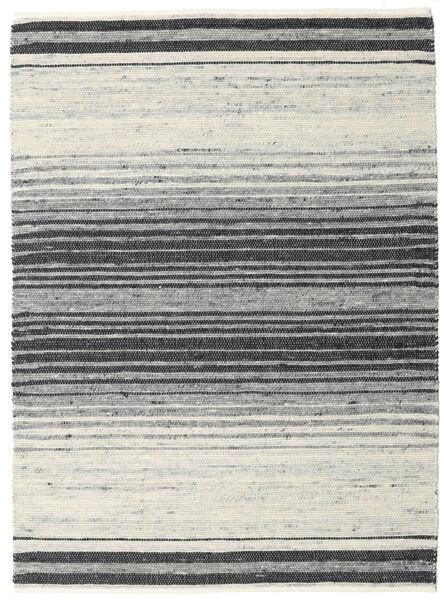 Helsinki Night - グレー 絨毯 170X240 モダン 手織り 濃いグレー/薄い灰色/暗めのベージュ色の (ウール, インド)