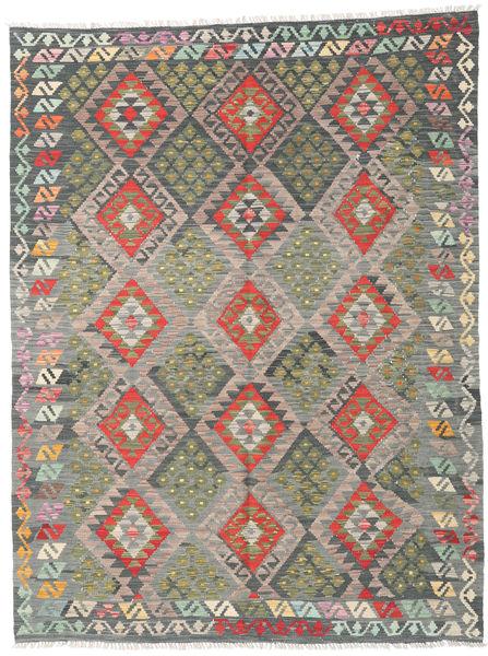 Kilim Afghan Old Style Rug 180X239 Authentic  Oriental Handwoven Dark Grey/Light Grey (Wool, Afghanistan)