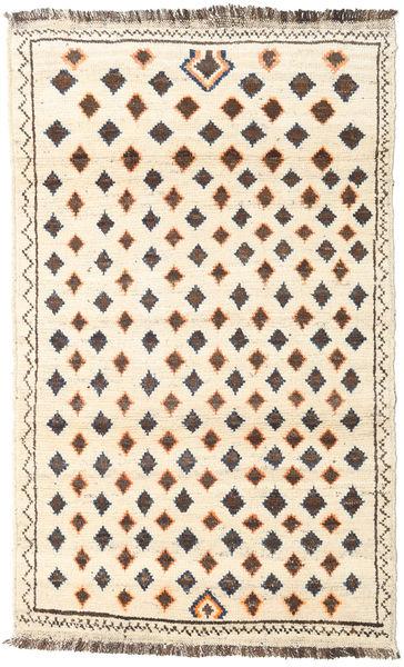 Barchi/Moroccan Berber - Afganistan Alfombra 112X182 Moderna Hecha A Mano Beige/Rosa Claro (Lana, Afganistán)