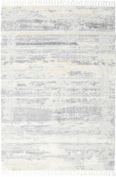 Grand Rug 200X290 Modern Light Grey/White/Creme ( Turkey)