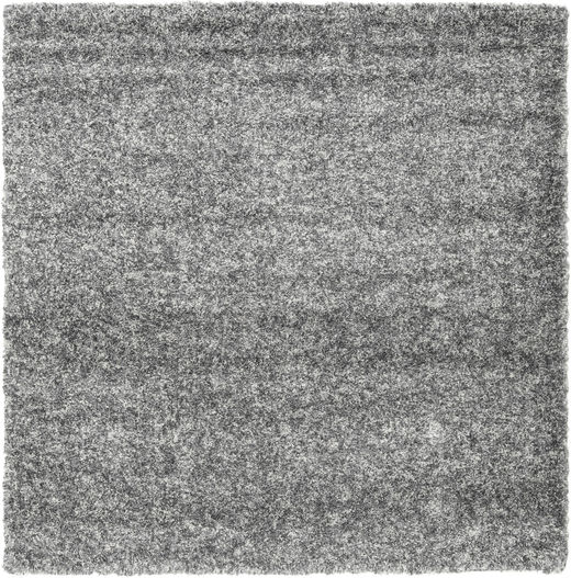 Pepper & Salt - Grey Mix Rug 250X250 Modern Square Dark Grey/Light Grey Large ( Turkey)