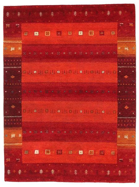 Gabbeh Indie Dywan 175X232 Nowoczesny Tkany Ręcznie Rdzawy/Czerwony/Czerwony (Wełna, Indie)