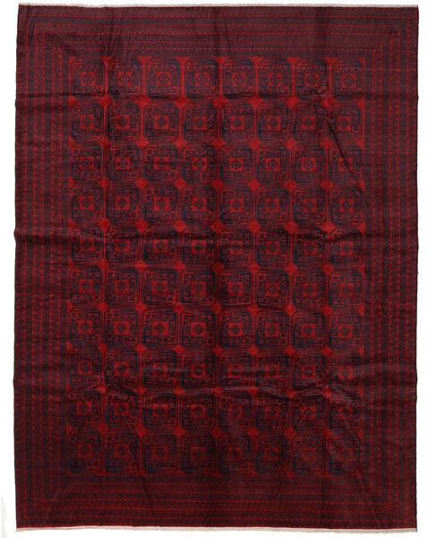 Baloutche Tapis 300X390 D'orient Fait Main Rouge Foncé Grand (Laine, Afghanistan)