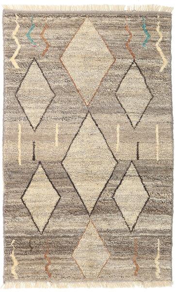 Barchi/Moroccan Berber - Afganistan Matto 112X178 Moderni Käsinsolmittu Ruoste/Punainen (Villa, Afganistan)