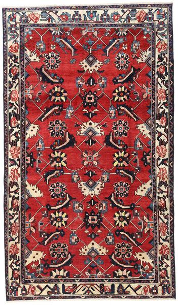 Bakhtiar Patina Matto 165X285 Itämainen Käsinsolmittu Tummanharmaa/Beige (Villa, Persia/Iran)