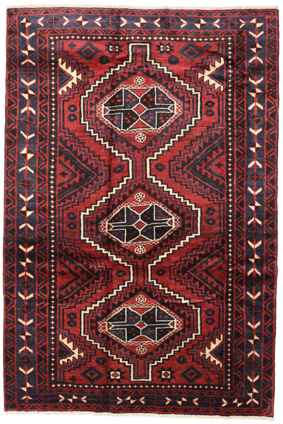 Lori Rug 248X342 Authentic  Oriental Handknotted Dark Red/Dark Blue (Wool, Persia/Iran)