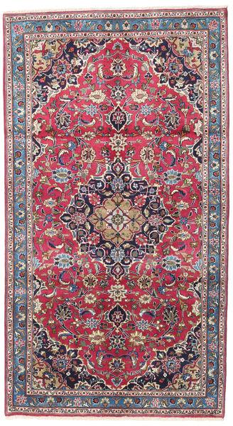 Kashmar Vloerkleed 117X215 Echt Oosters Handgeknoopt Lichtgrijs/Purper (Wol, Perzië/Iran)