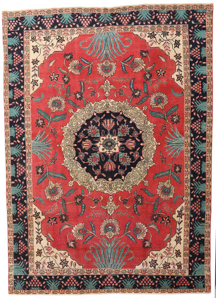 Ardebil Patina Rug 232X315 Authentic  Oriental Handknotted Rust Red/Dark Red (Wool, Persia/Iran)
