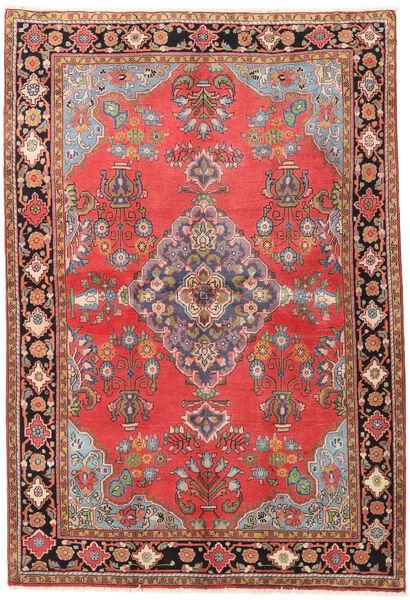 Wiss Tapis 163X237 D'orient Fait Main Rouille/Rouge/Marron Clair (Laine, Perse/Iran)