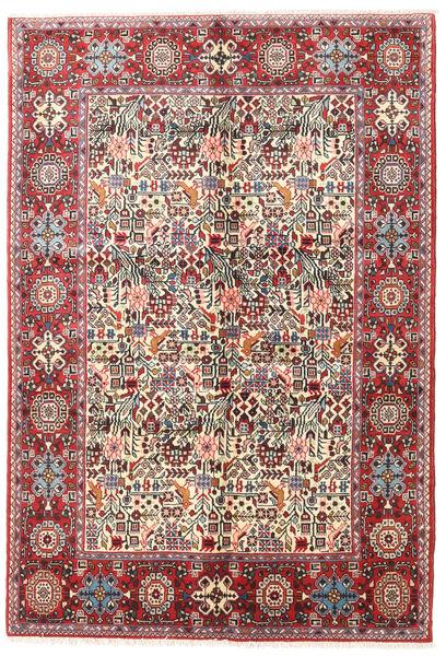 Rudbar Rug 130X190 Authentic  Oriental Handknotted Beige/Light Grey (Wool, Persia/Iran)