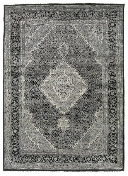 Gabbeh Loribaft Matto 175X247 Moderni Käsinsolmittu Tummanharmaa (Villa, Intia)