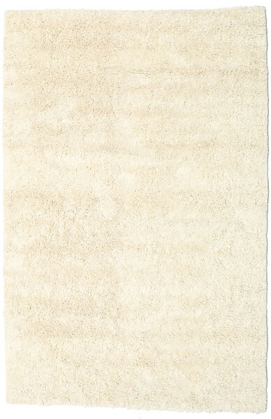 Serenity - Kość Słoniowa Dywan 140X200 Nowoczesny Tkany Ręcznie Beżowy/Biały/Creme (Wełna, Indie)