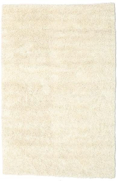 Serenity - Kość Słoniowa Dywan 160X230 Nowoczesny Tkany Ręcznie Beżowy/Biały/Creme (Wełna, Indie)