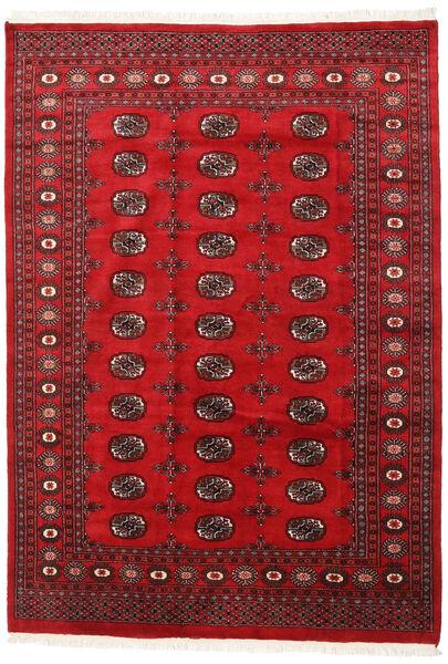 Pakistan Bokhara 2Ply Rug 172X241 Authentic  Oriental Handknotted Dark Red/Crimson Red (Wool, Pakistan)