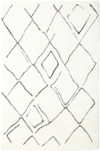 Shaggy Medina Everyday Tappeto 200X300 Moderno Bianco/Creme/Beige ( Turchia)