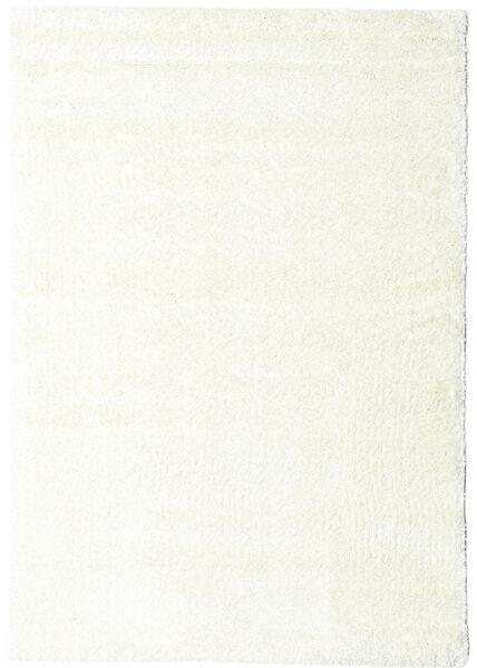 Shaggy Cosy Everyday - Cream Dywan 160X230 Nowoczesny Biały/Creme/Beżowy ( Turcja)