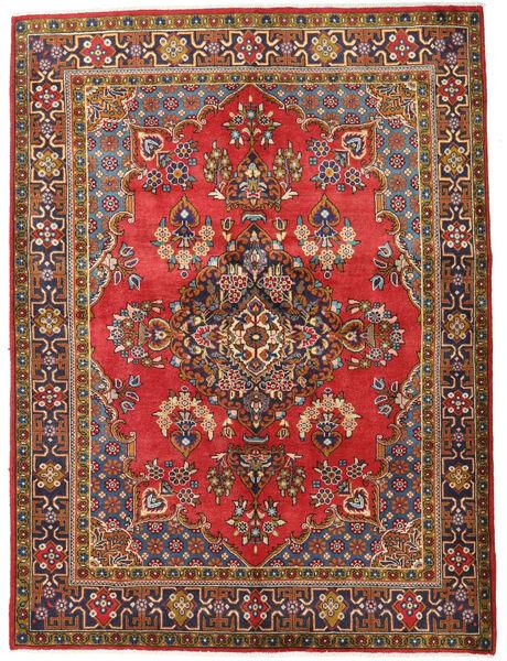 Wiss Tapis 155X210 D'orient Fait Main Marron Foncé/Rouille/Rouge (Laine, Perse/Iran)