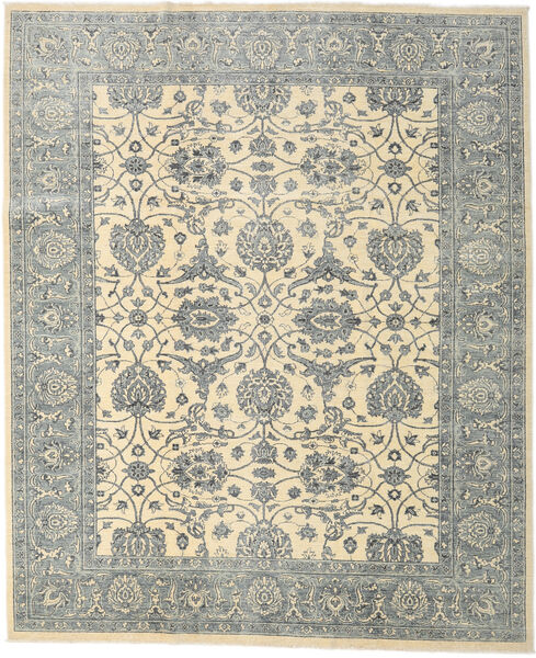 Ziegler Ariana Rug 248X298 Authentic  Oriental Handknotted Dark Grey/Light Grey/Beige (Wool, Afghanistan)