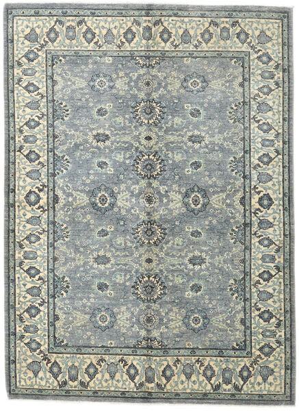 Ziegler Ariana Rug 172X236 Authentic  Oriental Handknotted Dark Grey/Light Grey (Wool, Afghanistan)