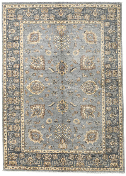 Ziegler Ariana Rug 170X236 Authentic  Oriental Handknotted Dark Grey/Light Grey (Wool, Afghanistan)