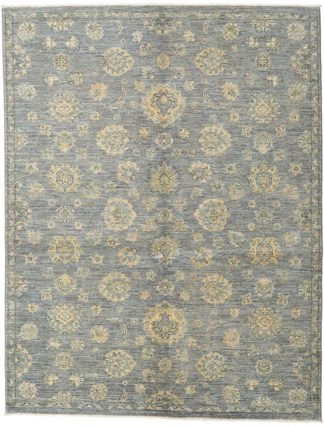 Ziegler Ariana Rug 152X198 Authentic  Oriental Handknotted Dark Grey/Light Grey (Wool, Afghanistan)