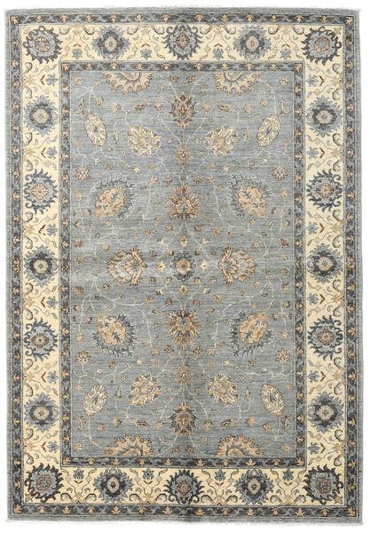 Ziegler Ariana Rug 165X237 Authentic  Oriental Handknotted Dark Grey/Light Grey (Wool, Afghanistan)