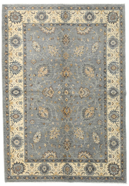 Ziegler Ariana Rug 167X240 Authentic  Oriental Handknotted Dark Grey/Light Grey (Wool, Afghanistan)