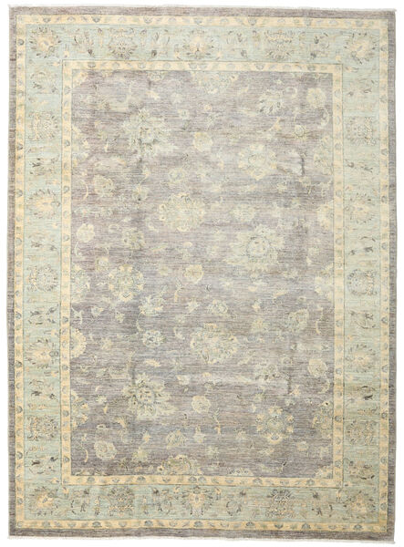 Ziegler Ariana Rug 207X283 Authentic  Oriental Handknotted Light Grey/White/Creme (Wool, Afghanistan)