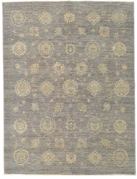 Ziegler Ariana Rug 150X198 Authentic  Oriental Handknotted Light Grey (Wool, Afghanistan)