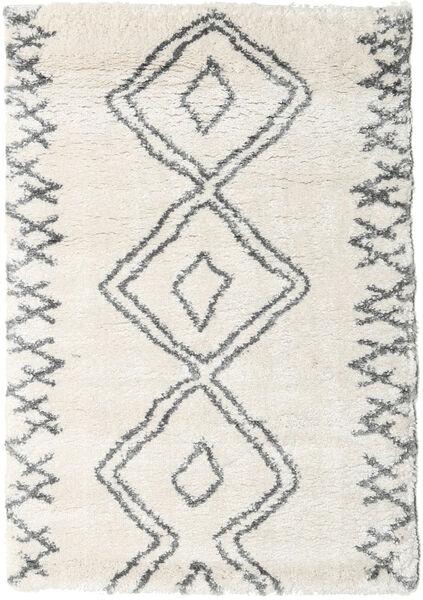 Berber Shaggy Massin Tappeto 120X170 Moderno Beige/Grigio Chiaro/Beige Scuro ( Turchia)