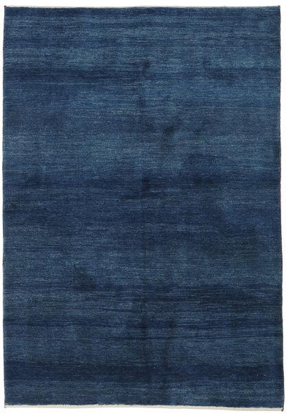 Gabbeh Perzsa Szőnyeg 167X240 Modern Csomózású Sötétkék/Kék (Gyapjú, Perzsia/Irán)