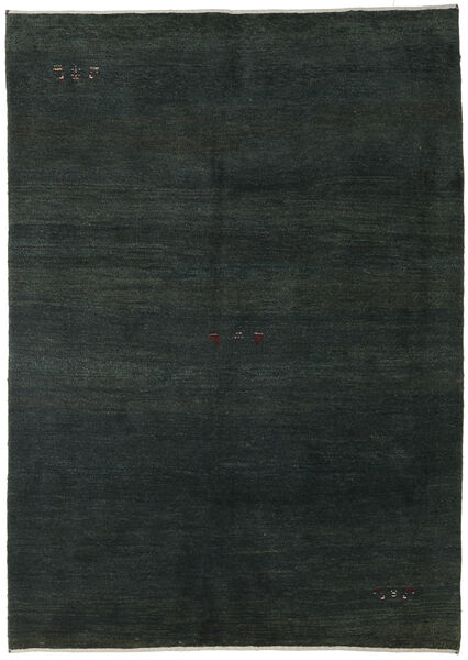 Gabbeh Persia Rug 170X237 Authentic  Modern Handknotted Dark Grey (Wool, Persia/Iran)