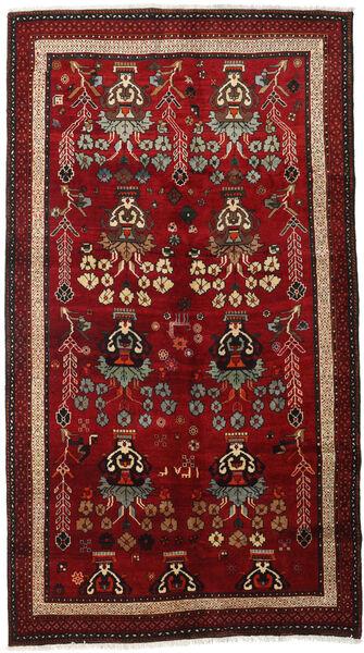 Lori Dywan 145X265 Orientalny Tkany Ręcznie Ciemnoczerwony/Ciemnobrązowy (Wełna, Persja/Iran)