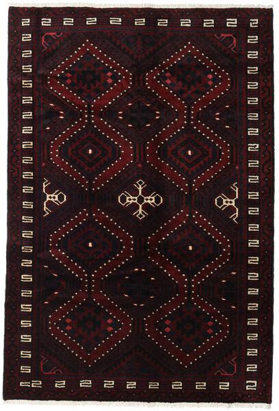 Lori Dywan 173X255 Orientalny Tkany Ręcznie Ciemnobrązowy/Ciemnoczerwony (Wełna, Persja/Iran)